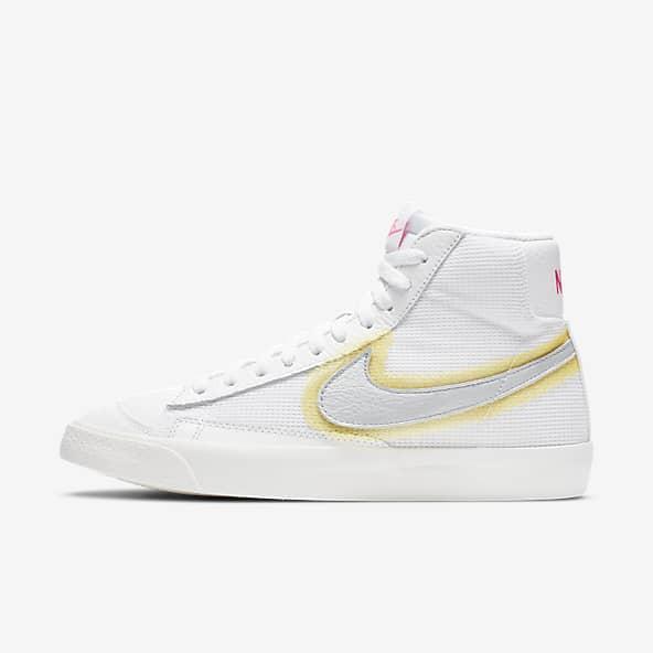 Femmes Blazer Chaussure mi-montante Chaussures. Nike FR
