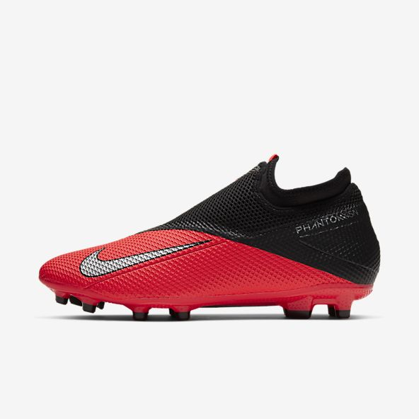 Red Football Shoes. Nike IN