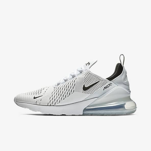 air max nike bianche nere