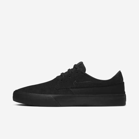 Hommes Noir Skate Chaussures. Nike CH