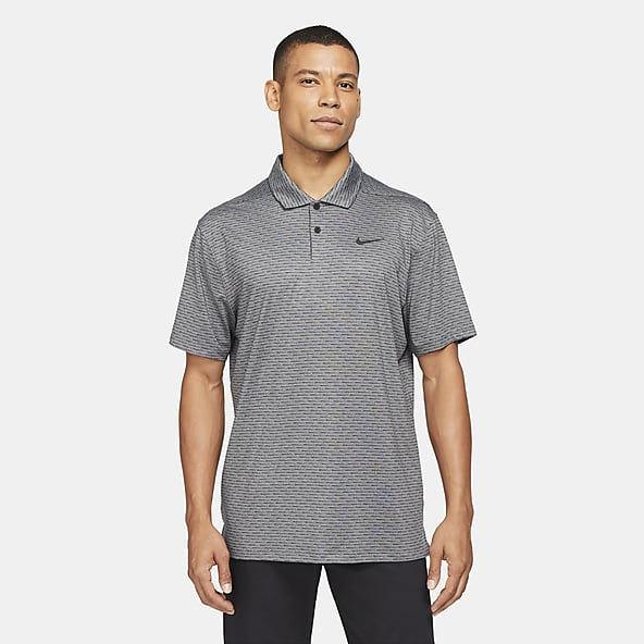 Men's Dri-FIT Golf Polos. Nike GB