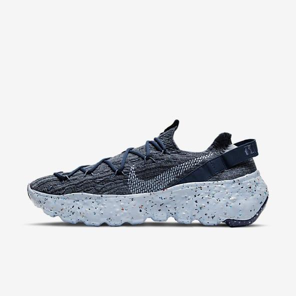 Bleu Chaussures. Nike LU