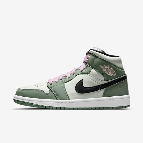 Jordan Green Shoes. Nike.com