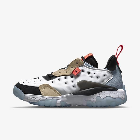 Hommes Jordan Blanc Chaussures. Nike FR