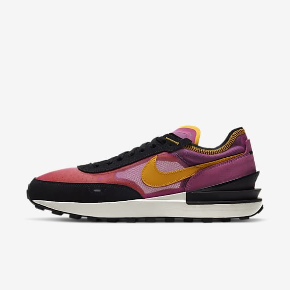 Hommes Rouge Chaussures. Nike FR