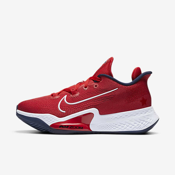 Women's Red Shoes. Nike IE