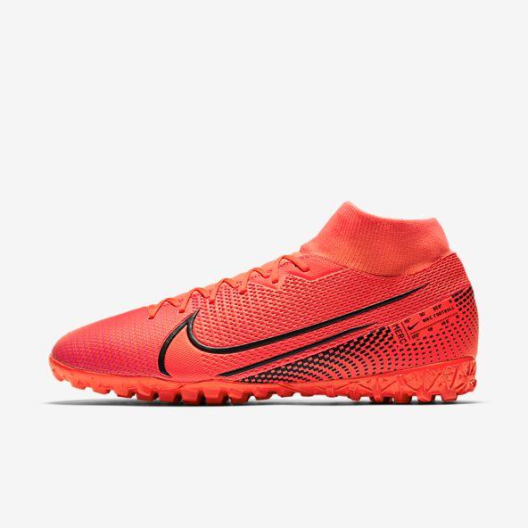 masa Indefinido pronto  Hombre Rojo Fútbol Calzado. Nike MX