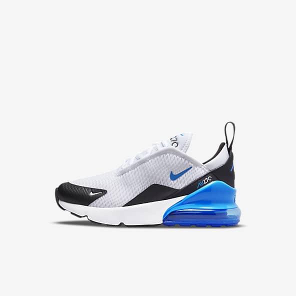 air max 270 blanche et bleu