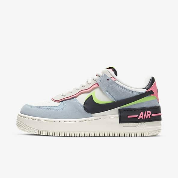 air force 1 pour les filles blanche