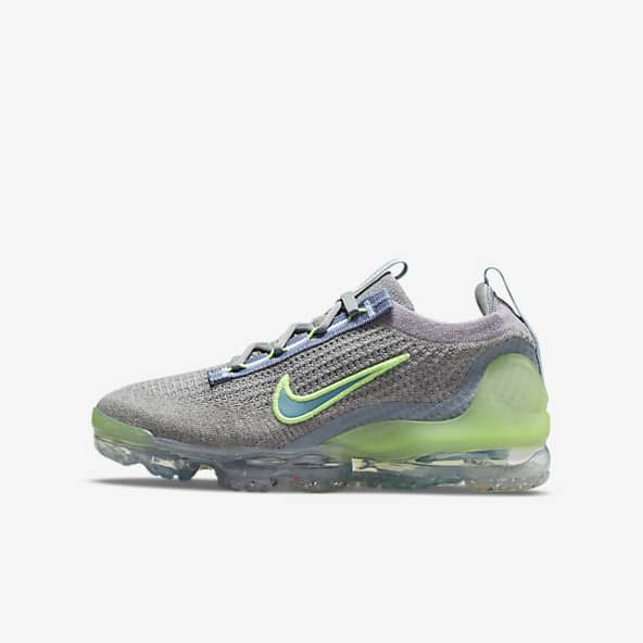 Garçons Nike Flyknit Lifestyle Chaussures. Nike LU