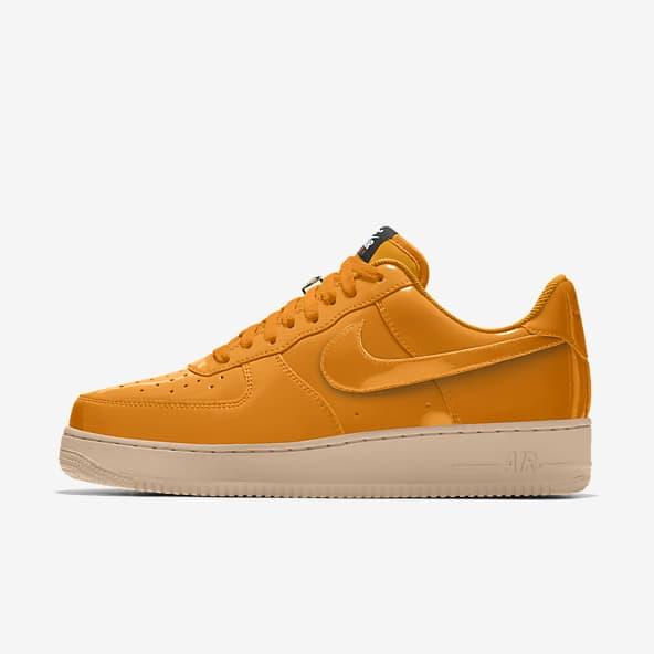 Orange Air Force 1 Shoes. Nike.com