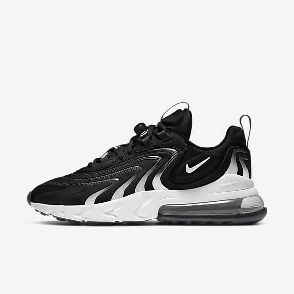 toma una foto manzana Quizás  Mens Black Air Max 270 Shoes. Nike.com