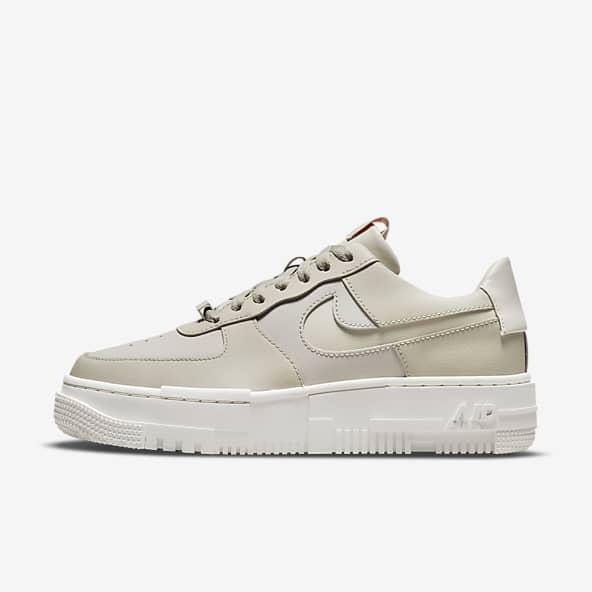 Brown Air Force 1 Footwear. Nike FR