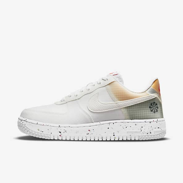 Mens White Air Force 1 Shoes. Nike.com