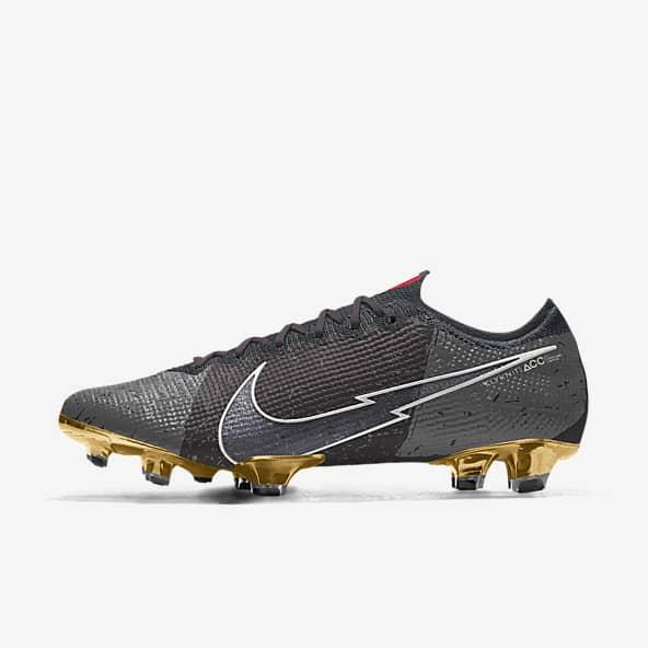Black Football Boots. Nike AE