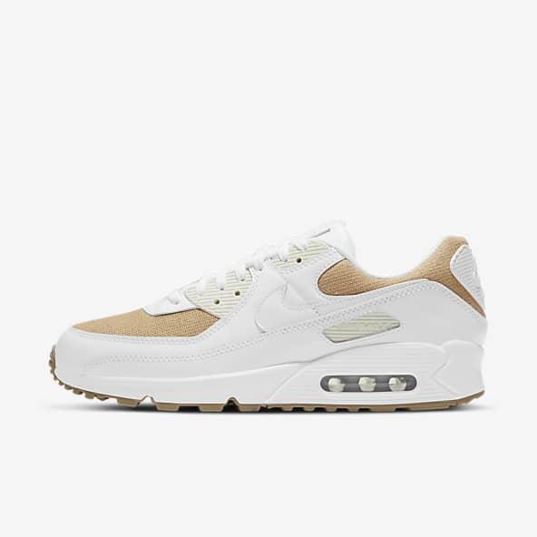 Mens White Air Max 90 Shoes. Nike.com