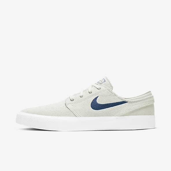 White Stefan Janoski Shoes. Nike.com