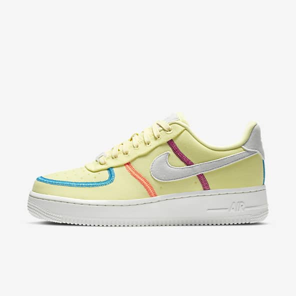 Borde De ninguna manera impaciente  Women's Air Force 1. Nike MX