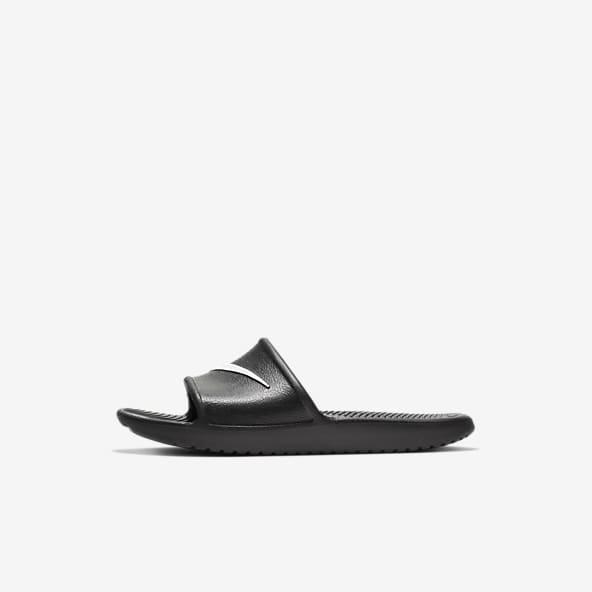 Kids Sandals, Slides \u0026 Flip Flops. Nike GB