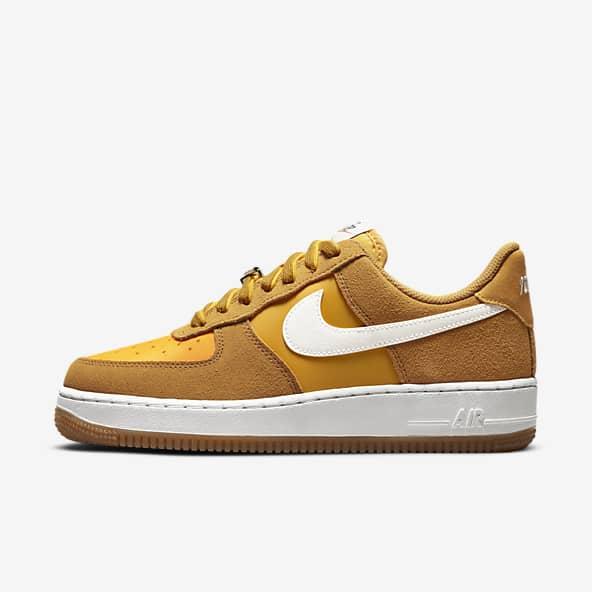 Low Top Air Force Ones. Nike.com