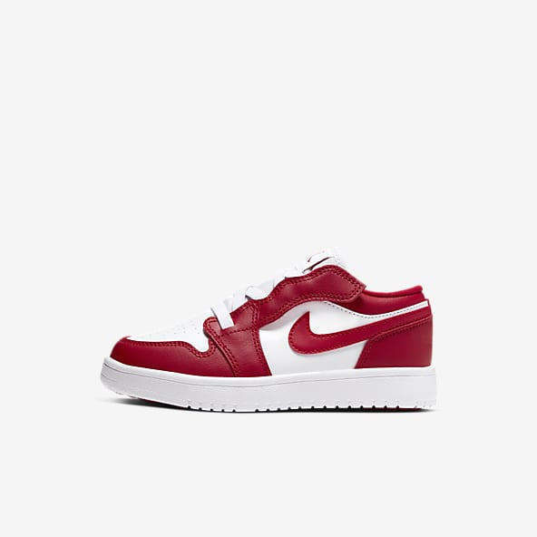Jordan 1 Red Shoes. Nike IN