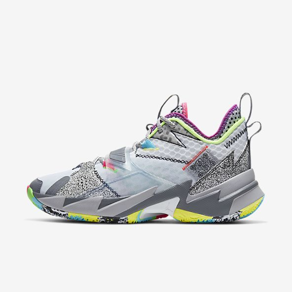 Men's Jordan Basketball Shoes. Nike IN