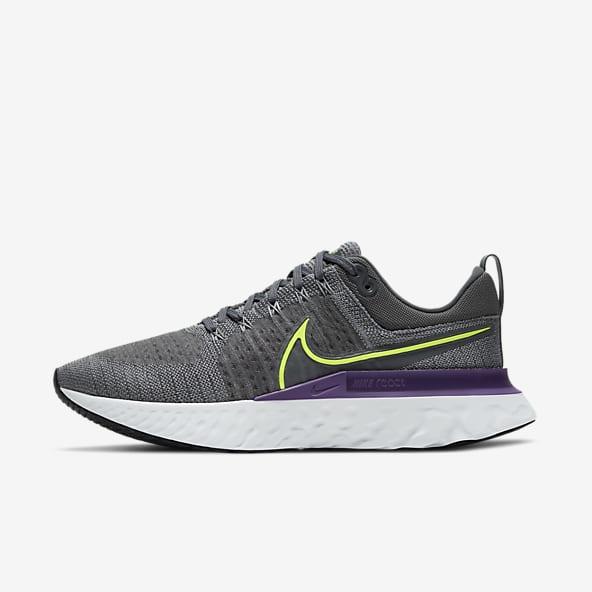 Hommes Nike React Running Chaussures. Nike LU