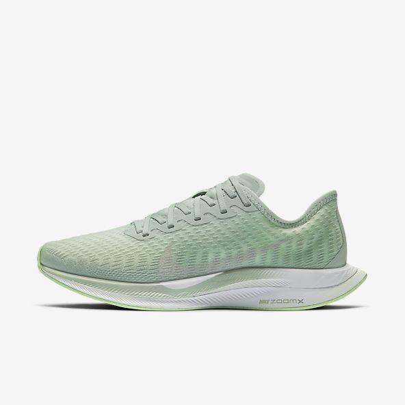 Mucho bien bueno rima Animado  Verde Calzado. Nike MX