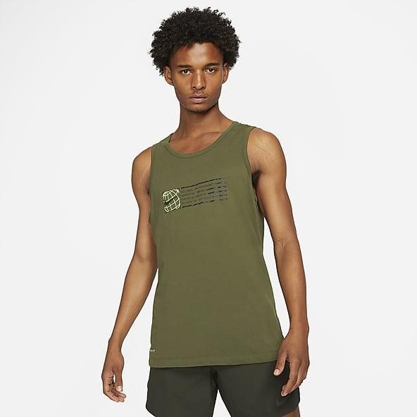 Camiseta Deportiva de Tirantes para Hombre Sin Manga Slim Fit C/ómodo Fitness Top Camisetas de Tirante Gimnasio Deporte Senderismo Jogging Sudadera