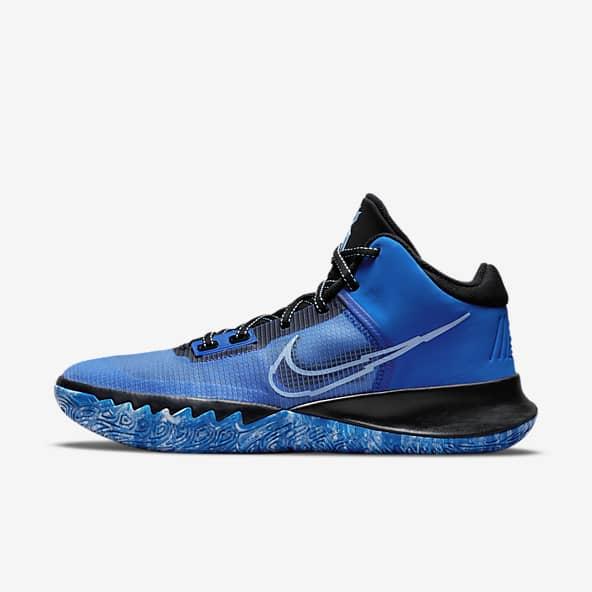 Femmes Bleu Chaussures. Nike LU