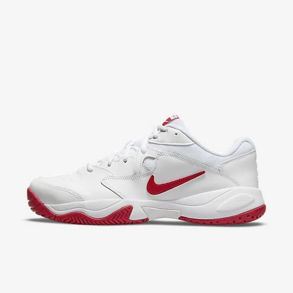 Hommes Blanc Tennis Chaussures. Nike FR