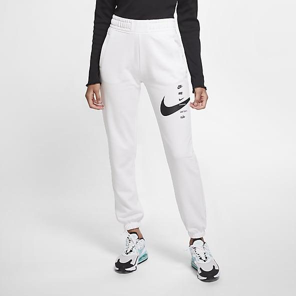 Mujer Blanco Pantalones Y Mallas Nike Mx
