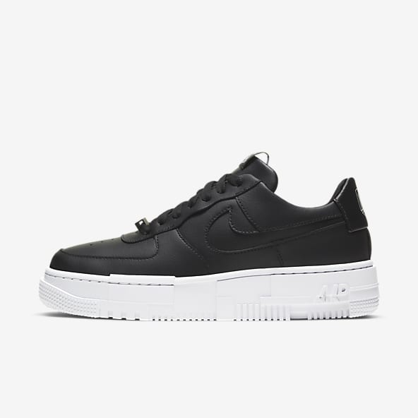 air force 1 blancas y negras