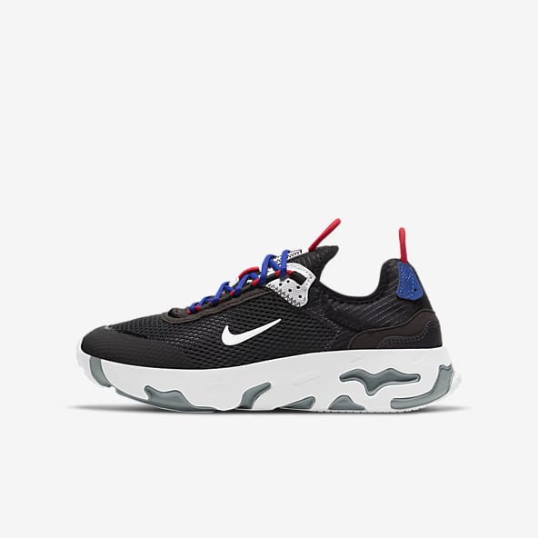 Enfant Nike React Chaussures. Nike LU