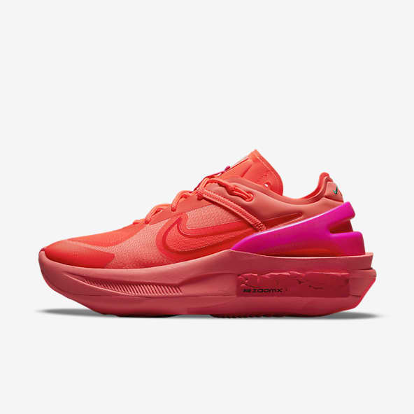 Femmes Rouge Chaussures. Nike FR