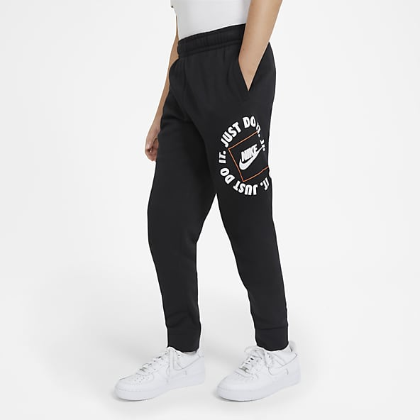 Para Nino Joggers Y Pantalones De Chandal Nike Es