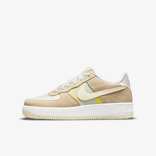 Kids Air Force 1 Shoes. Nike AE