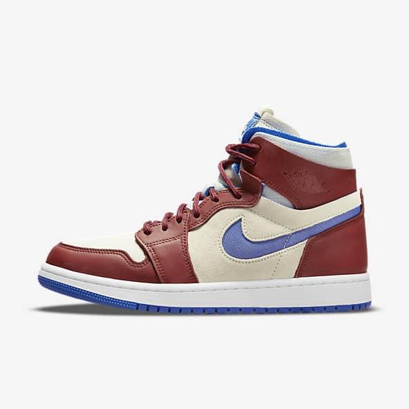 Femmes Jordan 1 Chaussures. Nike CH