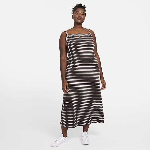 Damen Rocke Kleider Nike Ch