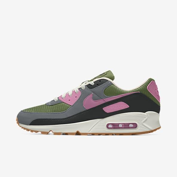 Green Air Max 90 Shoes. Nike.com