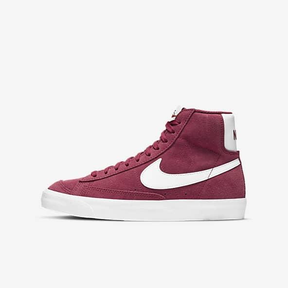 Rouge Blazer Chaussures. Nike CA