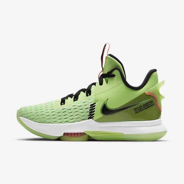 basket nike vert bouteille