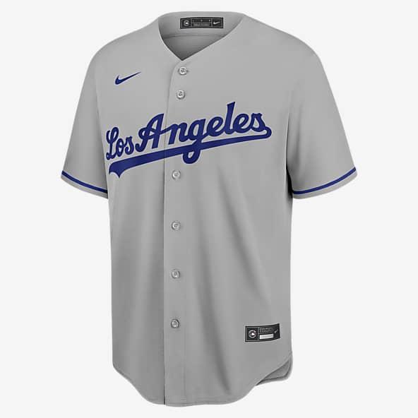 JMING Divisa Da Baseball Da Uomo Dodgers Kershaw Maglietta Da Uomo Boutique Uniforme Da Allenamento Da Baseball Top A Maniche Corte Con Bottoni