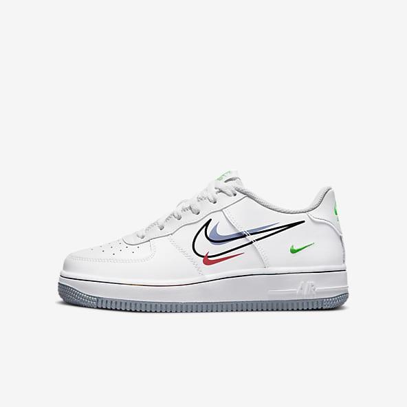 Enfant Air Force 1 Chaussures. Nike CH