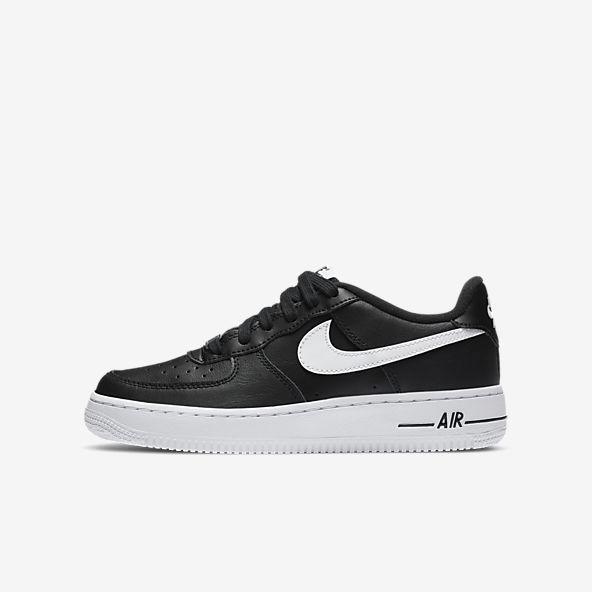 industria isla Visión general  Niñas Air Force 1 Calzado. Nike PR