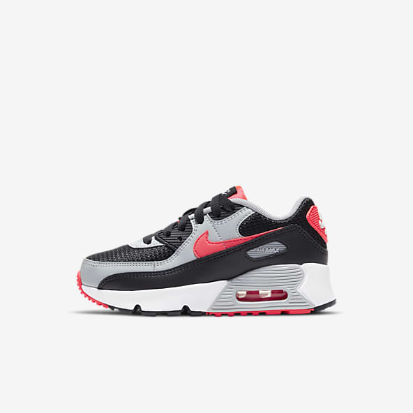 air max 90 essential bianche bambina