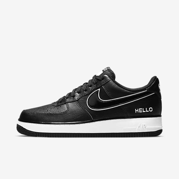 Mens Black Air Force 1 Shoes. Nike.com