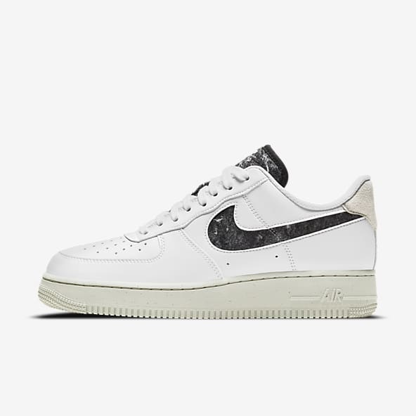 air force 1 camoscio donna