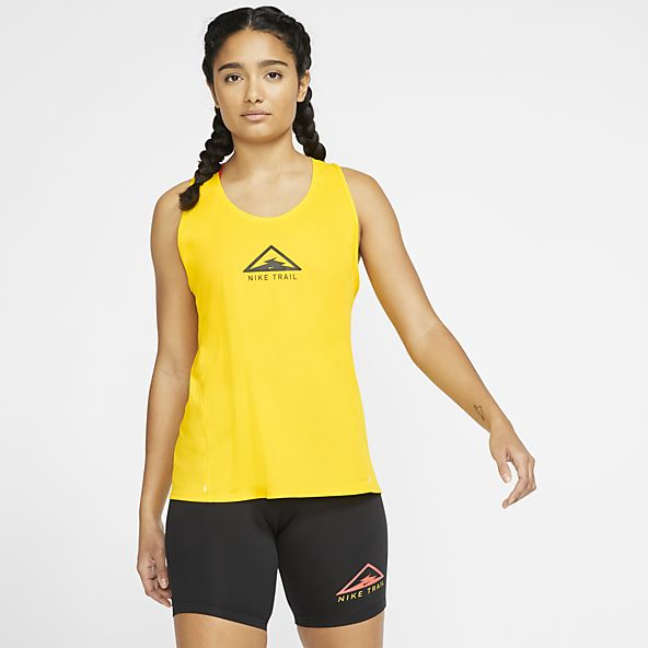 atlántico Patriótico Reina  Mujer Amarillo Prendas para la parte superior. Nike MX