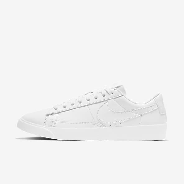 chaussures nike cuir